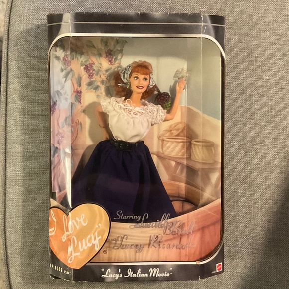 I Love Lucy doll, episode 150